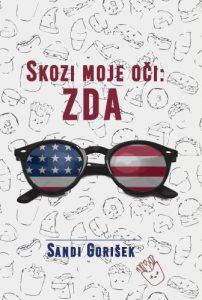 sandi gorisek, knjiga Skozi moje oči ZDA, Sandi Gorišek